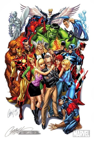 Stan Lee Marvel Universe
