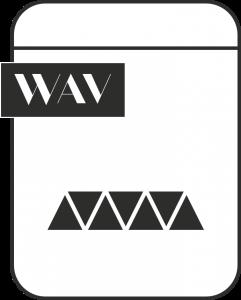 WAV Music File